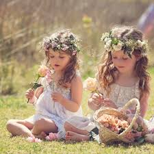 flower girl hairstyles uk 38 super cute little girl hairstyles for wedding deer pearl flowers