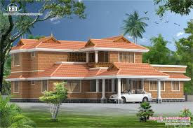 kerala home plans with courtyard style traditional villa house