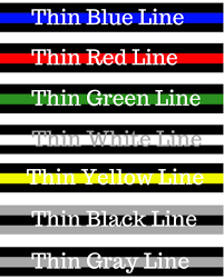 what different colors mean what do the thin line colors mean aspire gear