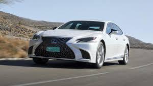 lexus luxury car lexus ls 500h review hybrid luxo saloon tested top gear