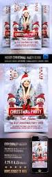 177 best merry christmas flyer template images on pinterest