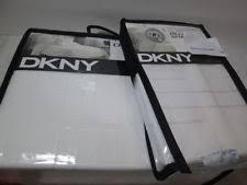 Dkny Duvet Cover White Dkny Duvet Covers And Bedding Set Ebay