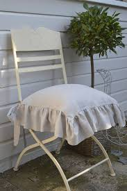 ruffled chair covers linen slip cover chair cover ruffled chair cover ruffled