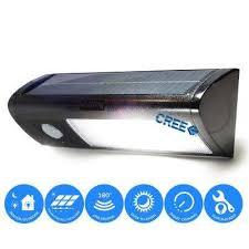 self contained motion detector light motion sensor solar lighting the home depot
