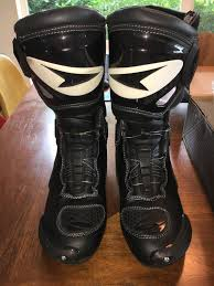 used motorcycle boots fs barely used axo aragorn boots size 11 pnw riders the