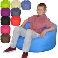 Bean Bag Gaming Chair Kids Bean Bag With Beans Children Game Chair Gamer Extra Seating