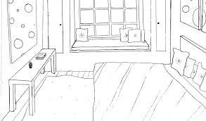 dessin chambre dessiner sa chambre en d maison en d dessin l impression dessiner
