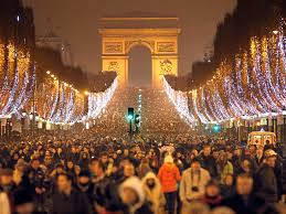 new year s traditions around the world