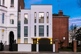 Modern Mansion Ultra Modern Mansion For Sale In Notting Hill London High
