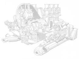 porsche 911 engine parts cutaway diagram of engine pelican parts technical bbs