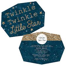 twinkle twinkle baby shower invitations twinkle twinkle baby shower theme