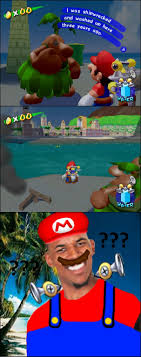 Super Mario Memes - super mario sunshine memes best collection of funny super mario