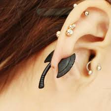 stud for ear online shop newly arrival classic style single ax shaped