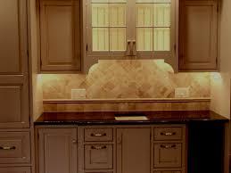 Porcelain Tile Backsplash Kitchen Mesmerizing Travertine Kitchen Backsplash 90 Travertine Kitchen