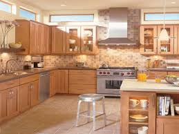 Kitchen Cabinets Wood Colors by Kitchen Kitchen Cabinet Door Styles Pictures Ideas From Hgtv