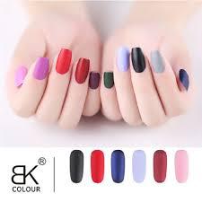 bk nail polish matte uv gel nail polish long lasting nail gel