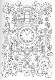 scandinavian coloring book pg 42 norden pinterest coloring