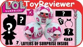 Lol Blind Lol Little Outrageous Littles Surprise Baby Dolls Blind Bag