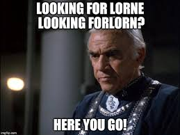 Battlestar Galactica Meme - sad commander adama is sad imgflip