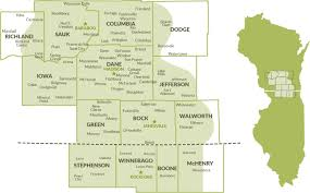 Map Wisconsin Dells by About Agrace Agrace Hospicecare