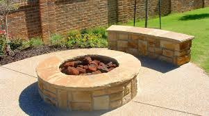 modern design fire pit rock magnificent how to build a stone fire