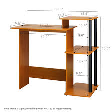 andover mills antioch computer desk u0026 reviews wayfair supply
