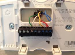 honeywell thermostat installation and wiring for rth3100c diagram