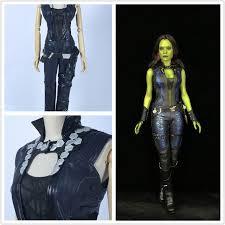 gamora costume aliexpress buy guardians of the galaxy gamora costume