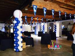 Sports Decorations Sports Theme Balloon Decorations San Diego Balloons Decorations