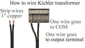 Landscape Lighting Transformer - kichler transformers and manuals