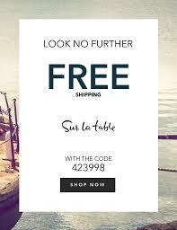 Sur La Table Coupon Code 7 Best Sur La Table Coupons Images On Pinterest Coding Free