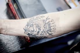 is it a sin to get a tattoo huffpost