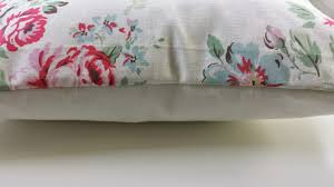 cushion cover in cath kidston hampstead rose 14 16 18 20