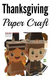 paper craft activities for thanksgiving ideas