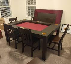 dining room sets with benches dining game table one table for everyday dining and game night