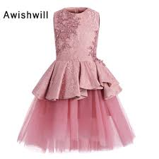 pink cap and gown new arrival pink flower girl dresses 2018 sleeveless beaded lace