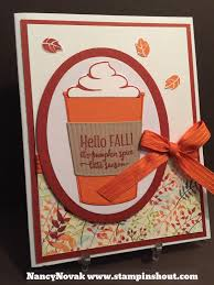 thanksgiving card sentiments stampinshout nancyannnovak gmail com hello fall