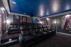 designing a custom home home theater design company fl home theater panels