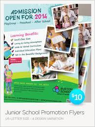 school brochure design templates junior school trifold bifold brochures by kinzi21 graphicriver