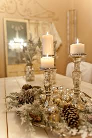 Table Decoration For Christmas Homemade by Christmas Table Decorations Ideas Make Homemade Christmas Table