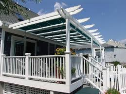 White Vinyl Pergola Kits by Vinyl Pergolas And Pergola Kits Shadetreecanopies Com