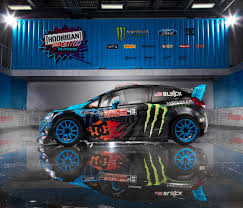hoonigan cars ken block u0027s new livery for hoonigan racing division