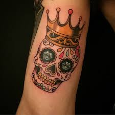 tattoo of queen and king 150 most sought after king and queen tattoos wild tattoo art