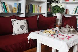 Picture Yourself In The Living Room by Tour My House Library Sitting Room Kaftan Mag