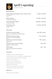 Prep Cook Sample Resume by Shiftkitchen Manager Resume Samples Office Manager Resume Samples
