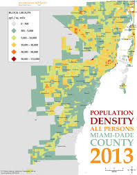 Map Of Miami Dade County older maps miami dade age friendly initiative