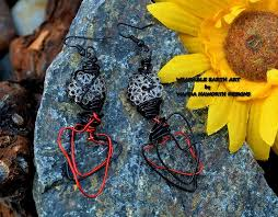 119 best unique wearable earth art jewelry images on pinterest