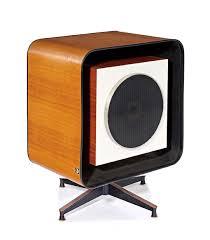 the stephens tru sonic u0027quadreflex u0027 speaker designed by charles