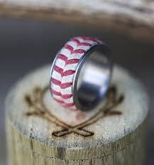 baseball wedding ring authentic major league baseball wedding band available in