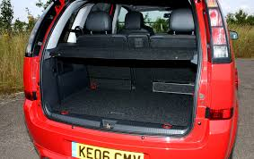 opel cascada trunk vauxhall meriva vxr 2006 2009 features equipment and